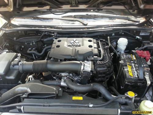 mitsubishi montero sport gls 4p 4x4 - automatico