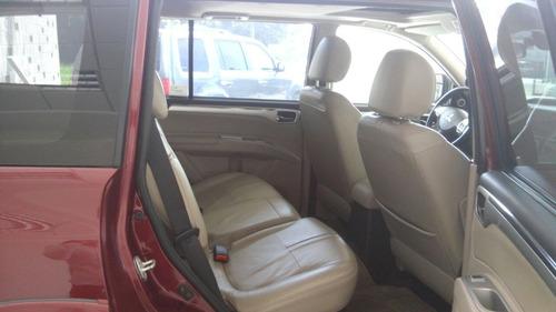 mitsubishi montero sport motor 3.0 2012 5 puertas vino