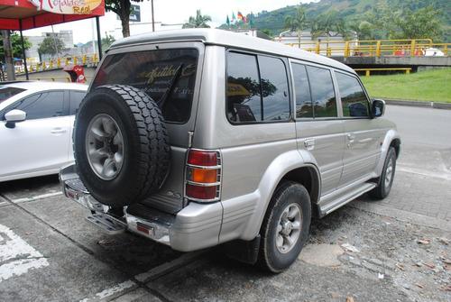 mitsubishi montero  v 43 wagon
