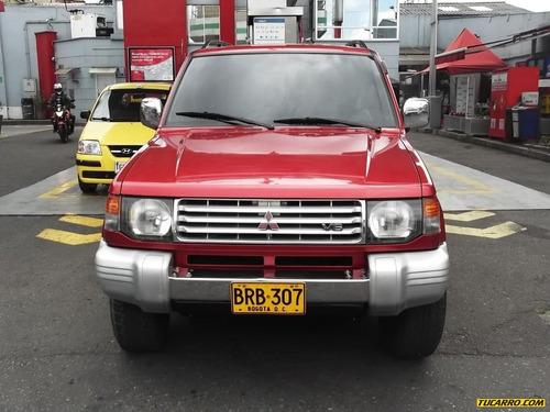 mitsubishi montero v ii vna 2400cc