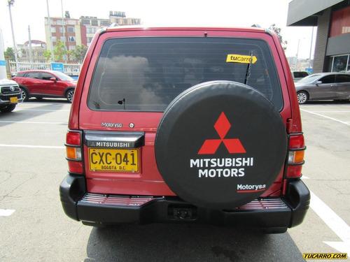 mitsubishi montero v11 vna