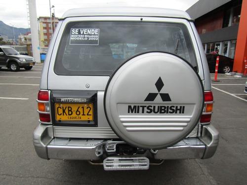 mitsubishi montero v43 wagon 3000