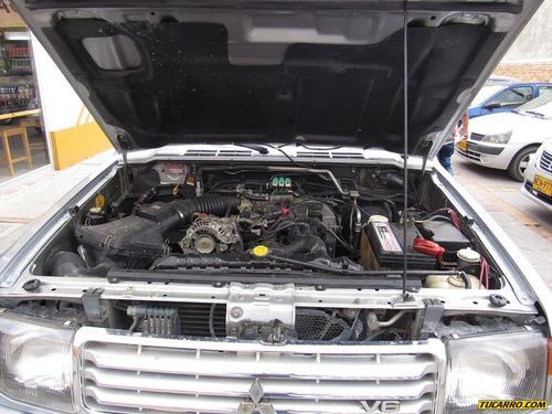 mitsubishi montero v43 wagon t3 3000cc