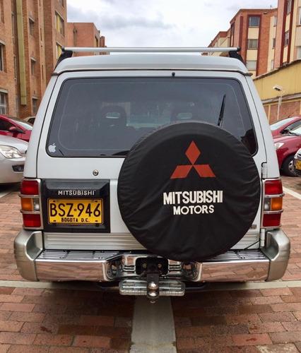 mitsubishi montero v6 3000 4x4