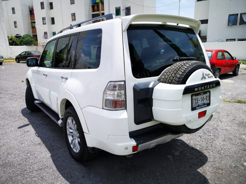 mitsubishi montero v6 limited at 2013 autos puebla