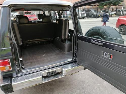 mitsubishi montero wagon 3000cc aa fe