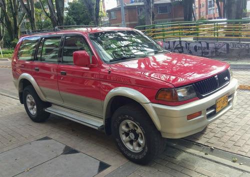 mitsubishi nativa 1998