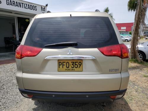 mitsubishi  nativa  2010  7 plazas automática - pereira