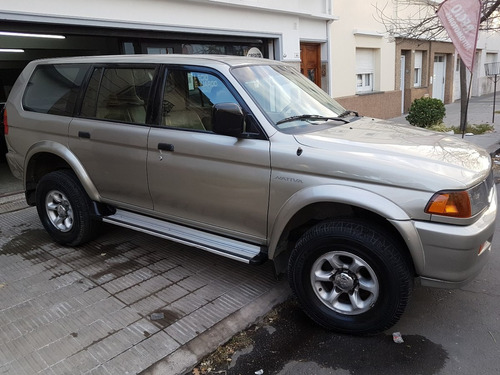 mitsubishi nativa 3.0 ls v6 4x4 at
