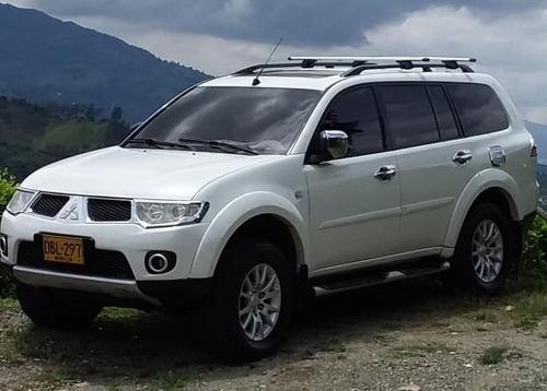 mitsubishi nativa 4x4 diesel automatica