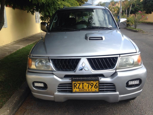 mitsubishi nativa diesel 4x4 mecánica