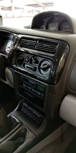 mitsubishi nativa diesel