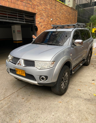 mitsubishi nativa diesel at 3.2 full 4x4