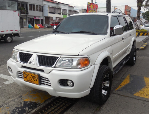 mitsubishi nativa v6 2007 at 3.0 4x4
