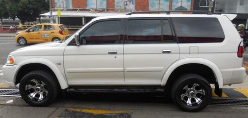 mitsubishi nativa v6 2007 aut 3.0 4x4