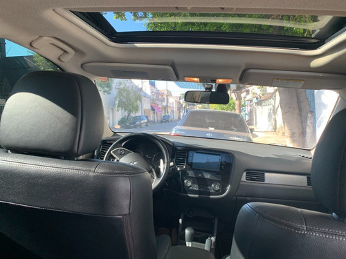 mitsubishi outlander  2.0 16v  160cv  automatico c/teto