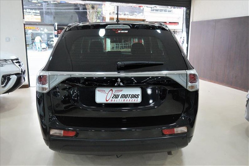 mitsubishi outlander 2.0 16v  automatico 4p