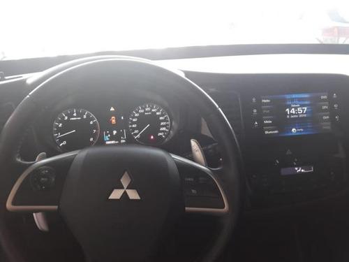 mitsubishi outlander  2.0 16v cvt gasolina automático