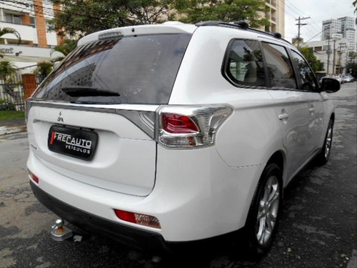 mitsubishi outlander 2.0 16v gasolina 4p automatico
