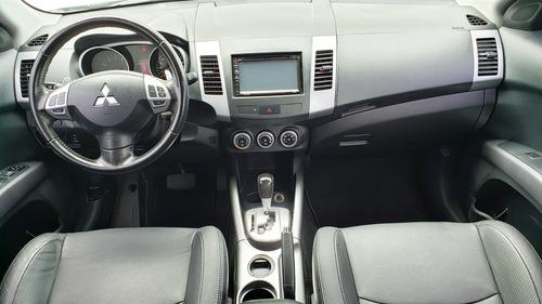 mitsubishi outlander 2.0 5p aut baixo km