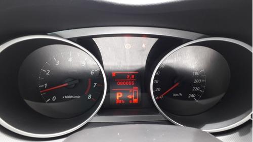 mitsubishi outlander 2.0 aut 2012
