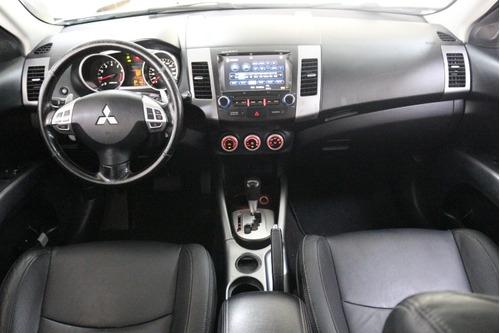 mitsubishi outlander 2.0 aut. 2012 * teto solar + multimídia