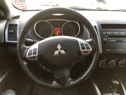 mitsubishi outlander 2009 suv automática camioneta a credito