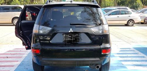 mitsubishi outlander 2013 ls - aut - 4 cil. fact agencia.
