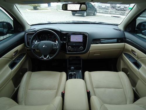 mitsubishi outlander 2.2 4x4 16v diesel 4p automático