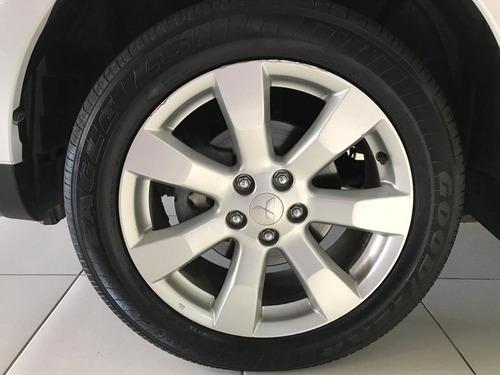 mitsubishi outlander 2.4 4x4 16v gasolina 4p automático