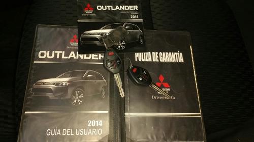 mitsubishi outlander 2.4 es l4/ at 2014