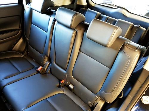mitsubishi outlander 2.4 gls 6at cvt 169hp 7 asientos wt