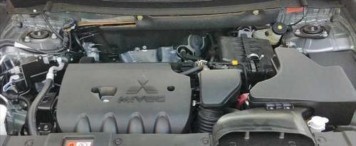 mitsubishi outlander 2.4l se limited 5 puertas