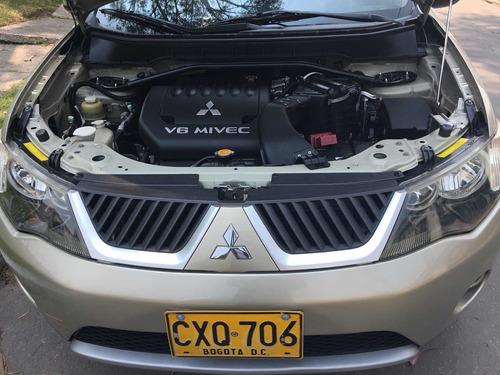 mitsubishi outlander 3.0 4x4 automático