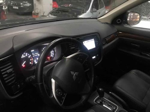 mitsubishi outlander 3.0 aut automática 4x4