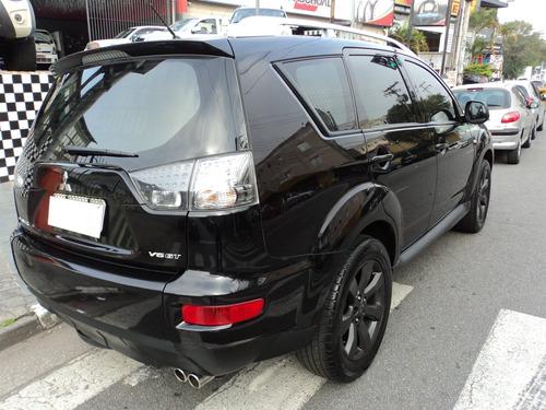 mitsubishi outlander 3.0 gt 4x4 v6 24v gasolina 4p