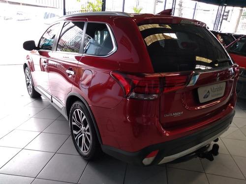 mitsubishi outlander 3.0 gt 4x4 v6 24v gasolina 4p aut 2018