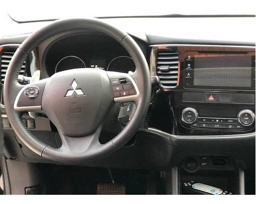 mitsubishi outlander 3.0 gt v6 4x4 automático