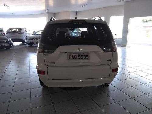 mitsubishi outlander 3.0 gt4 4x4 v6 24v gasolina 4p
