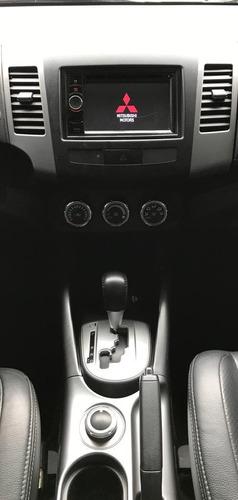 mitsubishi outlander 3.0 gt4  4x4 v6 24v gasolina automático