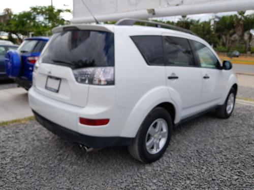 mitsubishi outlander 3.0 ls mt 2007 autos y camionetas