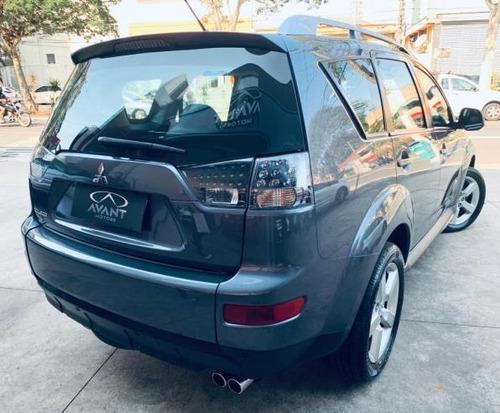 mitsubishi outlander  3.0 v6 gasolina automático