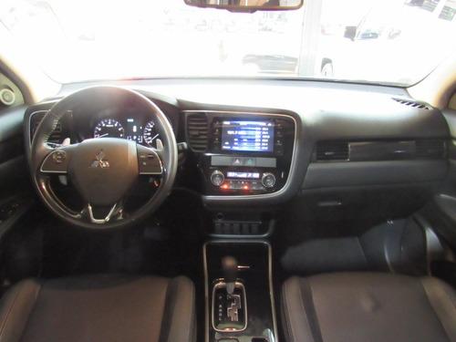mitsubishi outlander  3.0 v6 gt mid 4wd gasolina automático