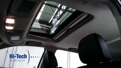 mitsubishi outlander gt blindado nível 3 a hi tech 2018