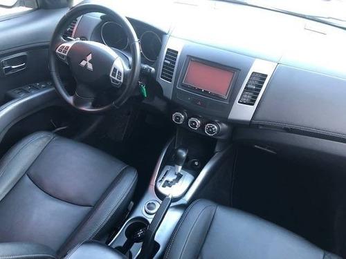 mitsubishi outlander gt4 3.0 v6, 4x4 automático