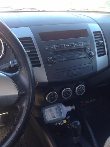 mitsubishi outlander k2 automático 2011