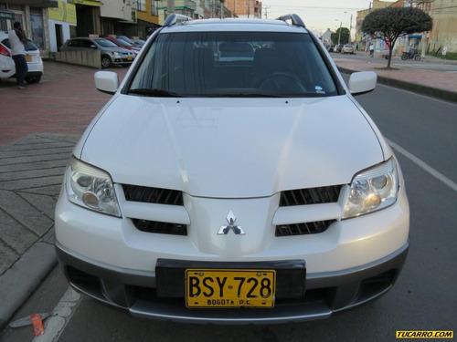 mitsubishi outlander tp 2400cc ct 4x4