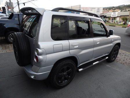 mitsubishi pajero 2.5 hd 4x4 8v turbo intercooler diesel 4p