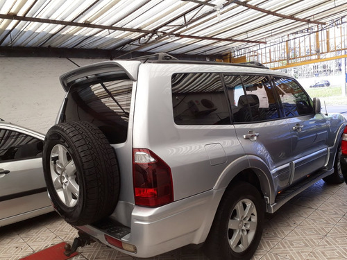 mitsubishi pajero 2.5 hd 4x4 8v turbo intercooler diesel 4p