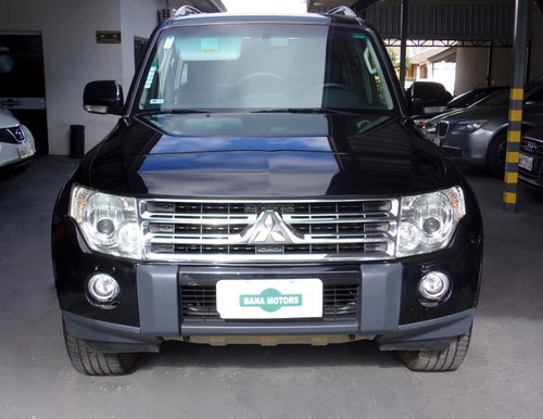 mitsubishi pajero 3.2 hpe 4x4 16v diesel 4p 2010